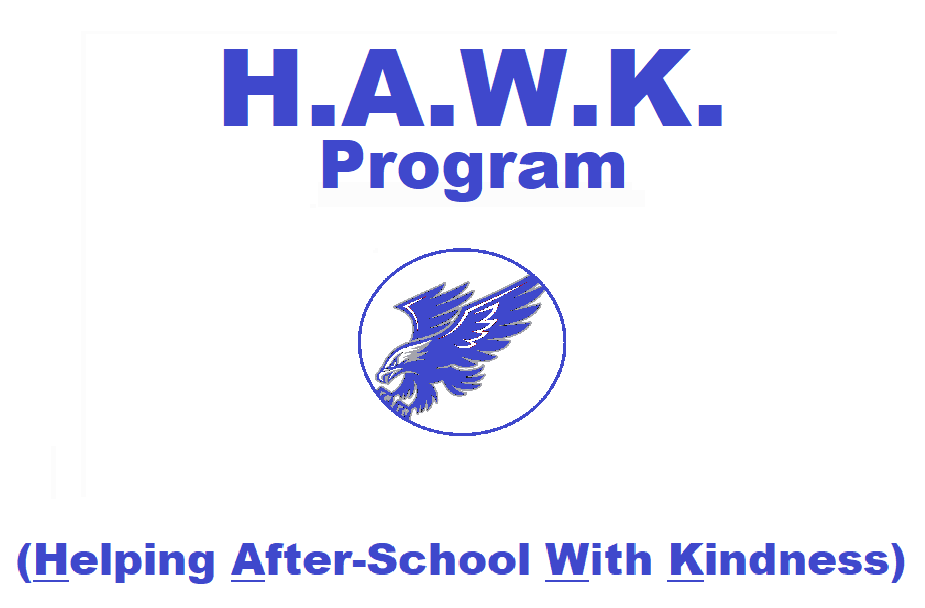 HAWK Program - Helping After-School With Kindness